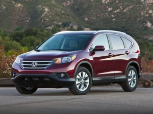 Honda CR-V crossover