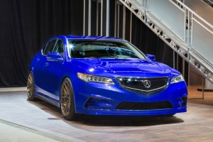 Andaro Blue TLX