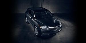 2016 Acura MDX in Graphite Luster Metallic