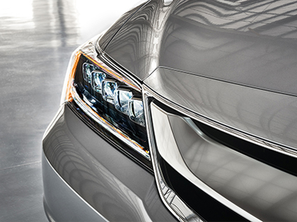 Acura ILX Jewel Eye LED Headlights