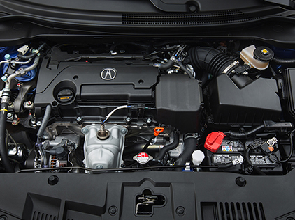 Acura ILX Engine
