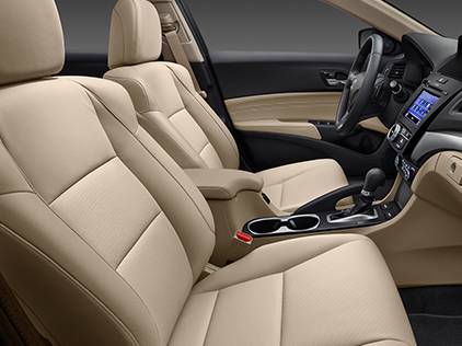 Acura ILX Seating