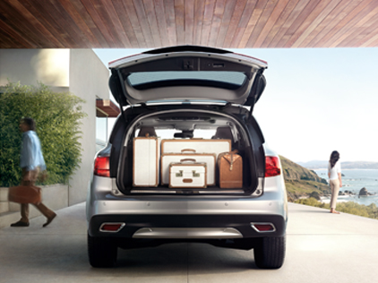 Acura MDX Power Tailgate