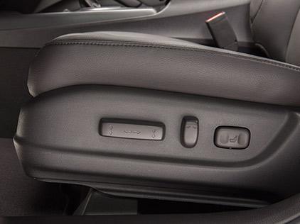 Acura RDX Front Seats