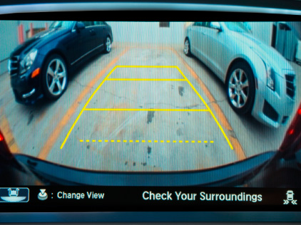 Acura RDX Rearview Camera