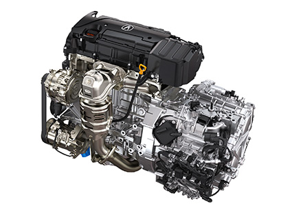 Acura TLX 2.4 L Engine