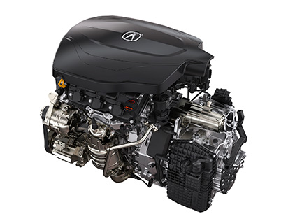 Acura TLX 3.5 L Engine