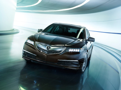 Acura TLX Super Handling AWD