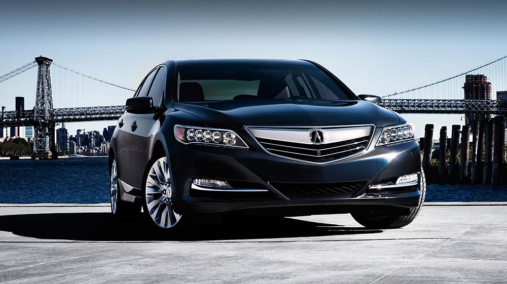 Acura RLX wtih Advanced Package