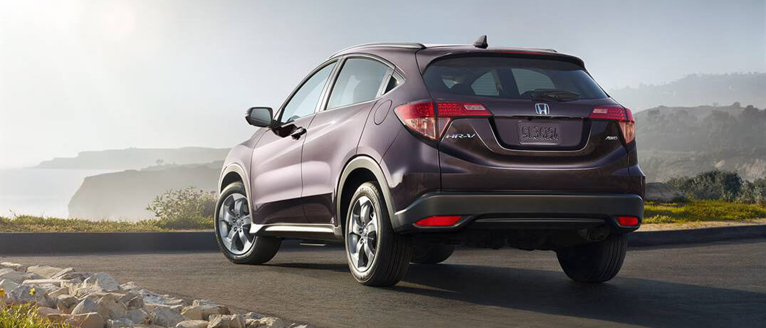 2016 Honda HR-V rear exterior