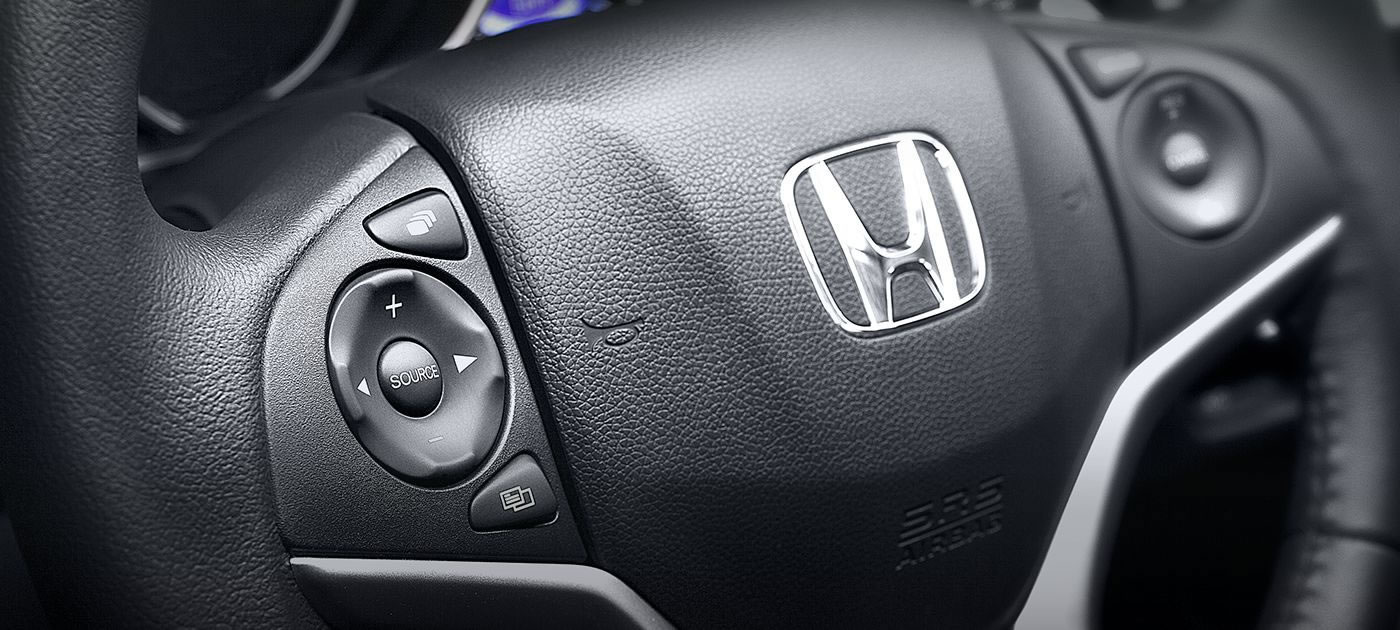 Honda Fit Steering Wheel Controls
