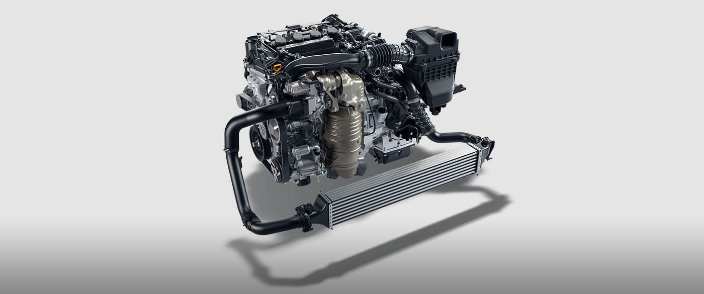 Honda Civic Turbo Engine