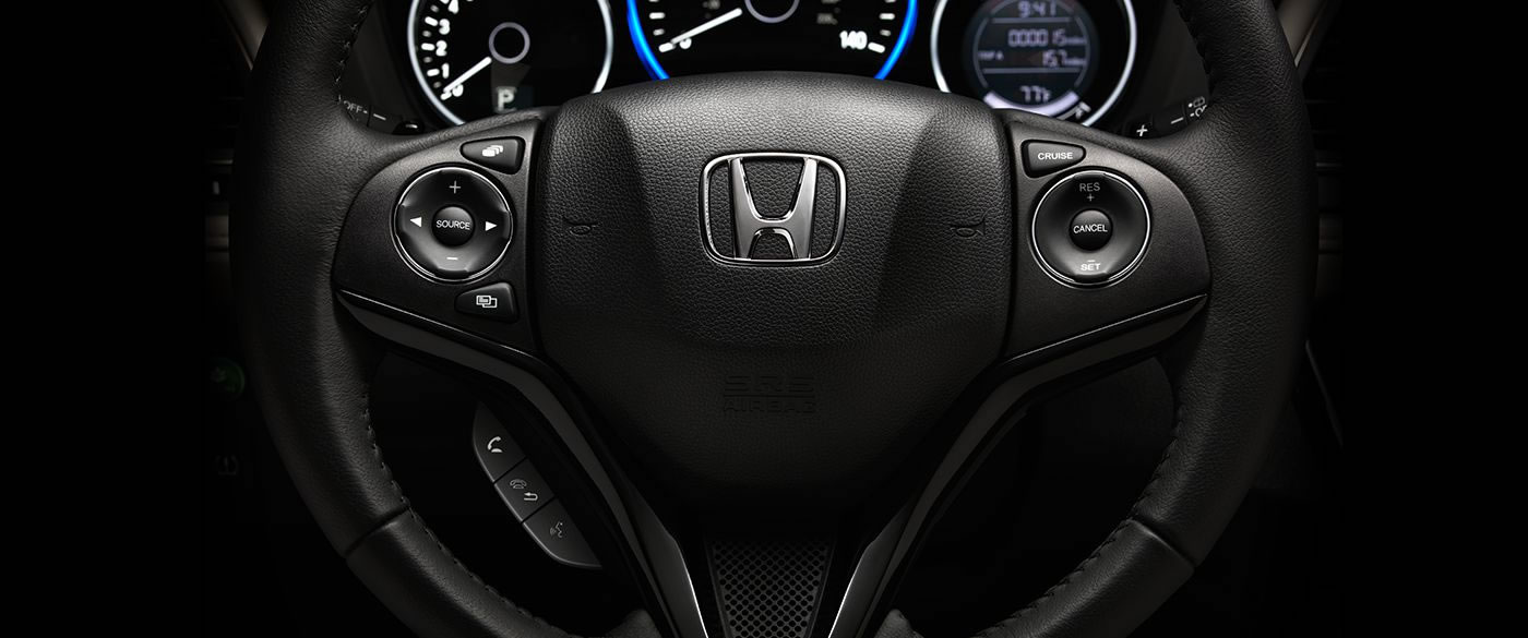 2017 Honda HR-V Steering Wheel